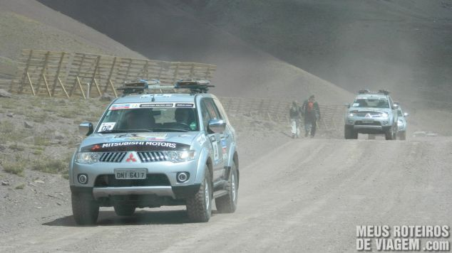 Veículos do Rally Dakar
