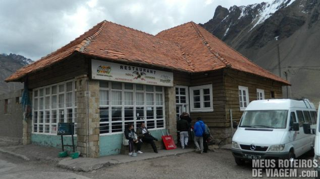 Restaurante em Las Cuevas