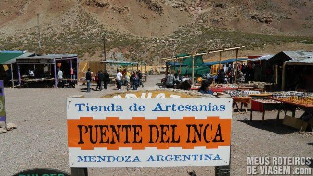 Puente del Inca - Cordilheira dos Andes, Argentina