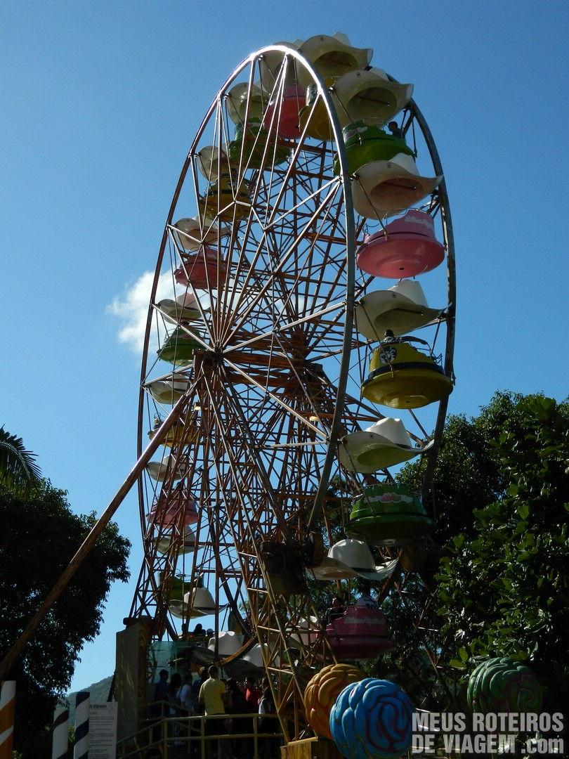 Roda-gigante - Parque Beto Carrero World Penha/SC