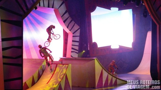 Madagascar Circus Show - Parque Beto Carrero World, Penha/SC