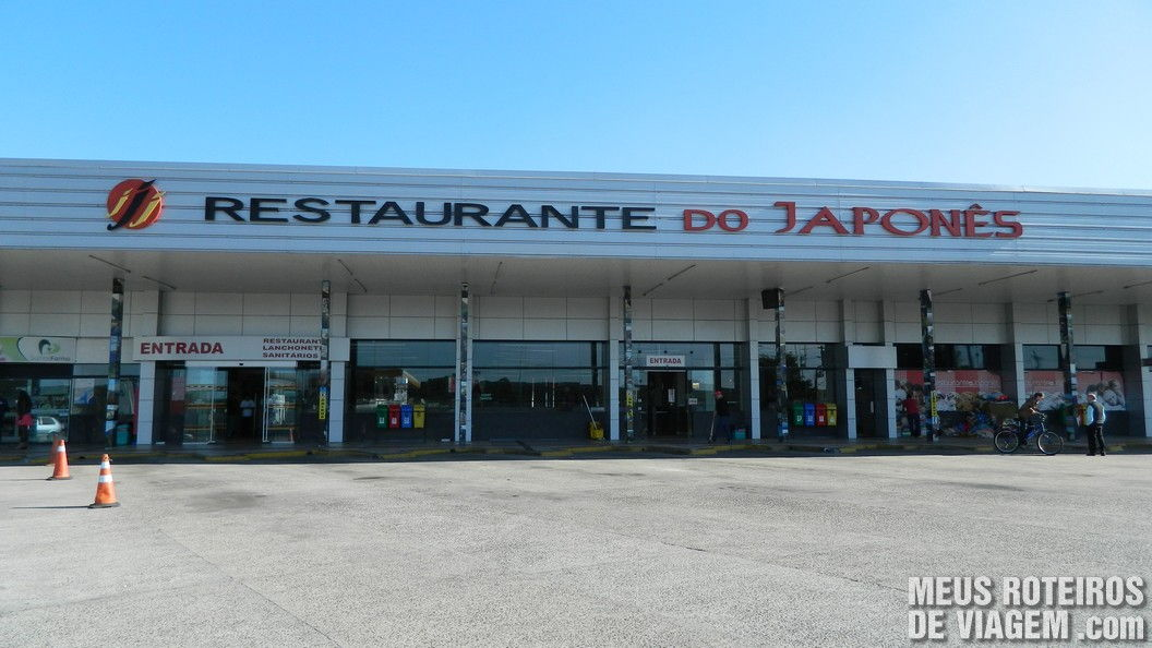 Restaurante do Japonês - Sombrio/SC