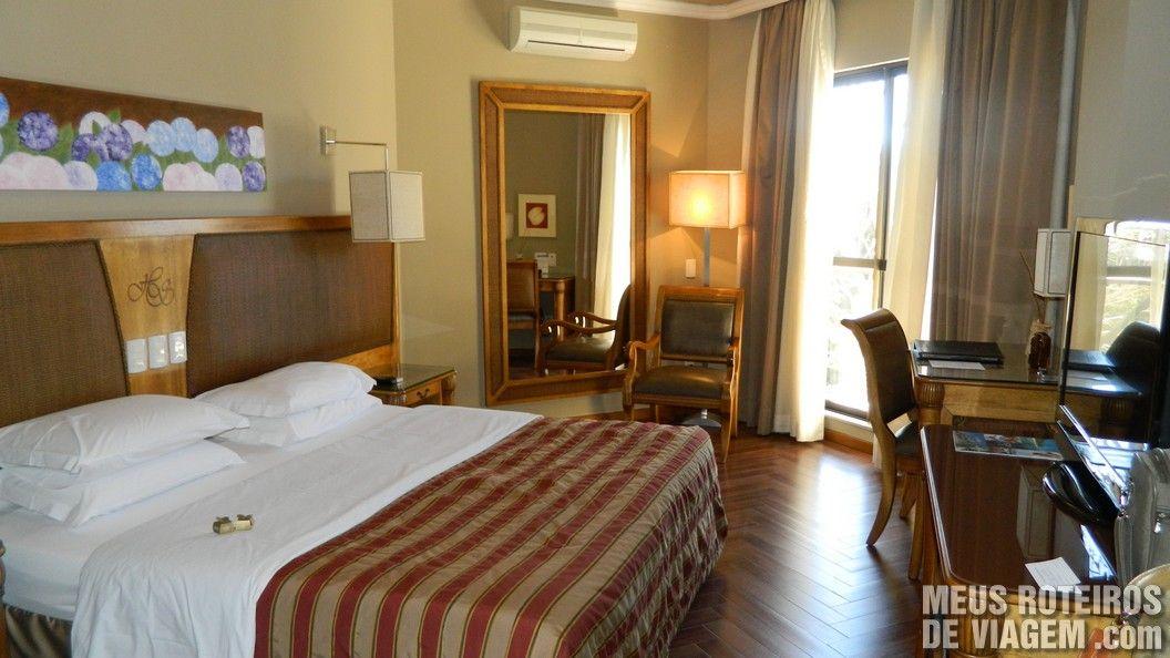 Suíte Premium com varanda - Hotel Serrano Resort Gramado