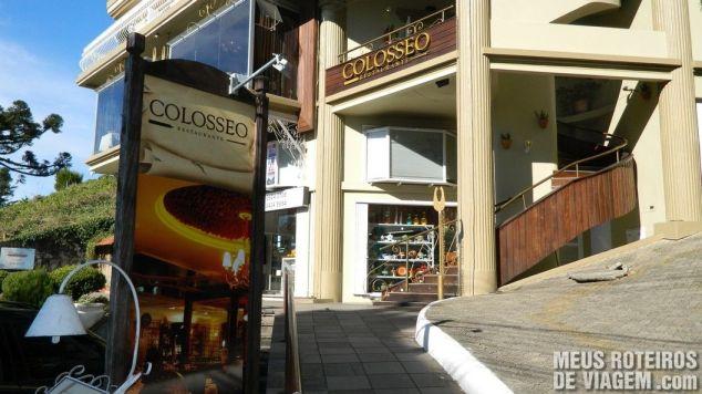 Colosseo Restaurante Gramado