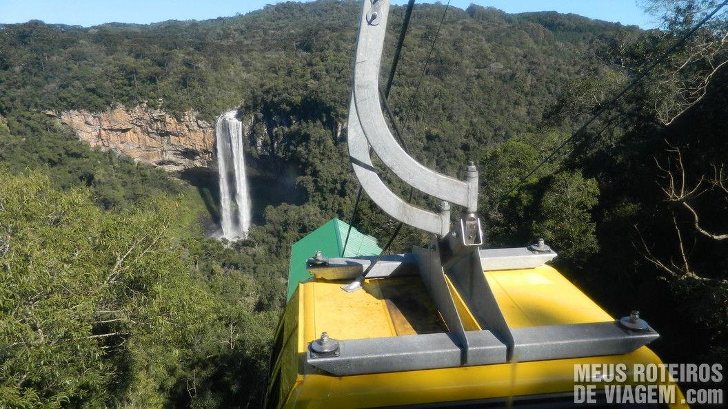 Bondinhos Aéreos Parques da Serra - Canela
