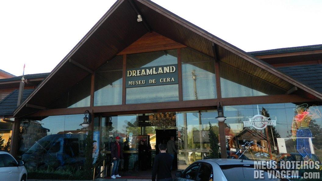 Museu de cera Dreamdland - Gramado