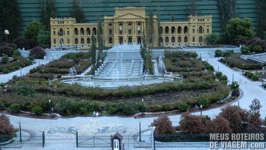 Museu do Ipiranga - Mini Mundo Gramado