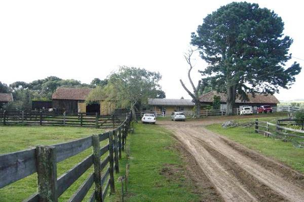 Entrada da Pousada Fazenda Recanto dos Amigos (foto de divulgação)
