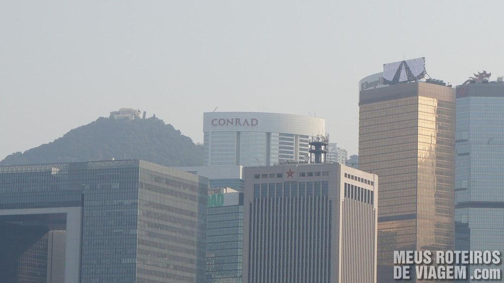 Hotel Conrad Hong Kong