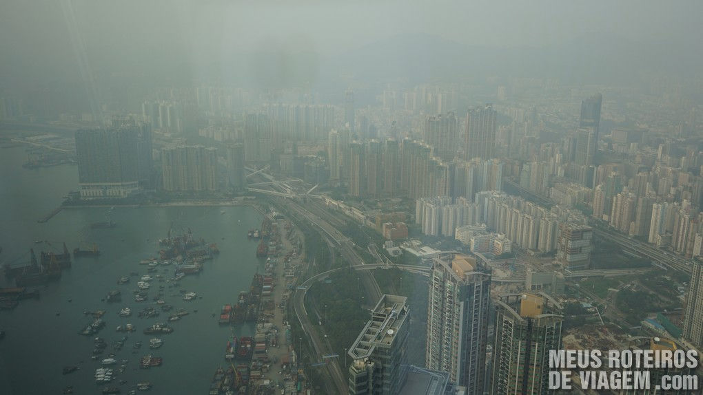 Ilha de Kowloon - sky100 Hong Kong