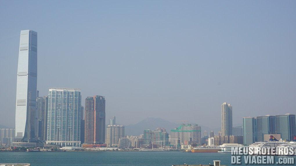 Edifício ICC - International Commerce Centre Hong Kong