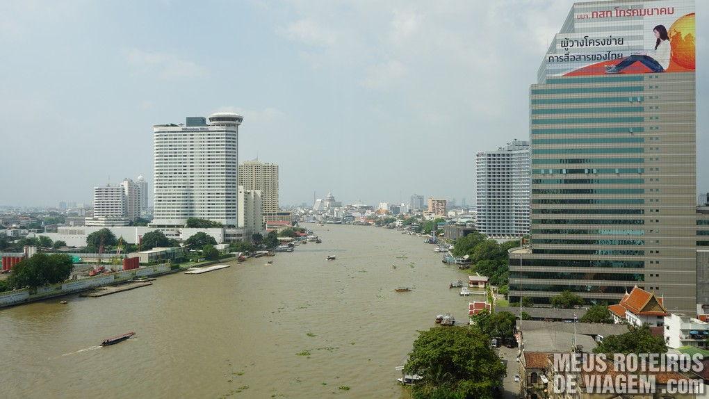 Rio Chao Phraya - Bangkok