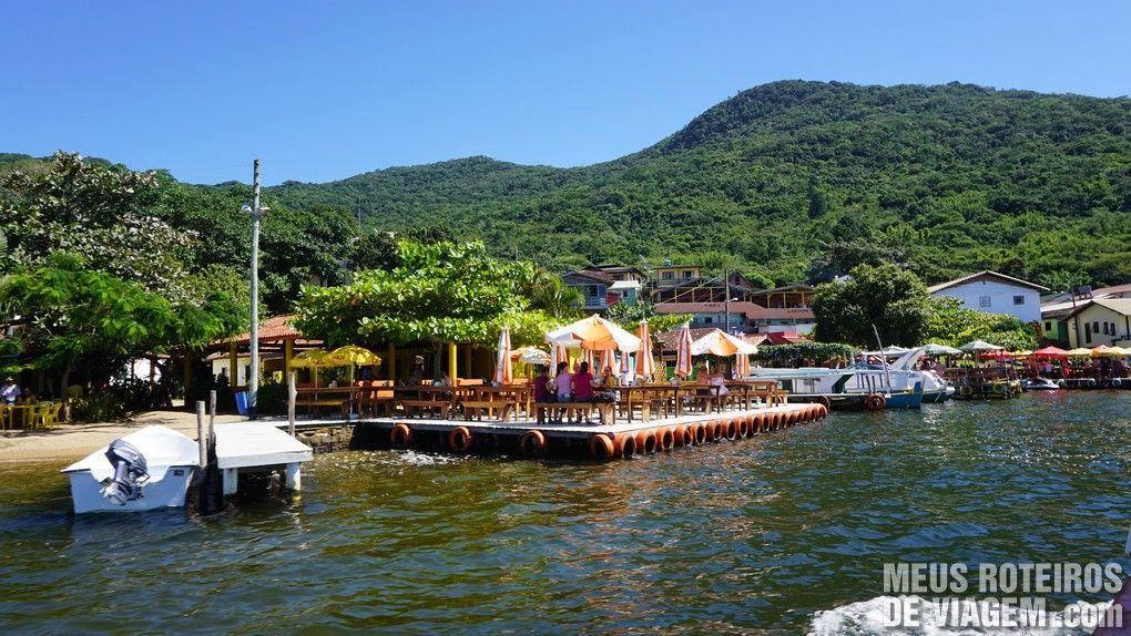 Restaurantes na Costa da Lagoa - Florianópolis