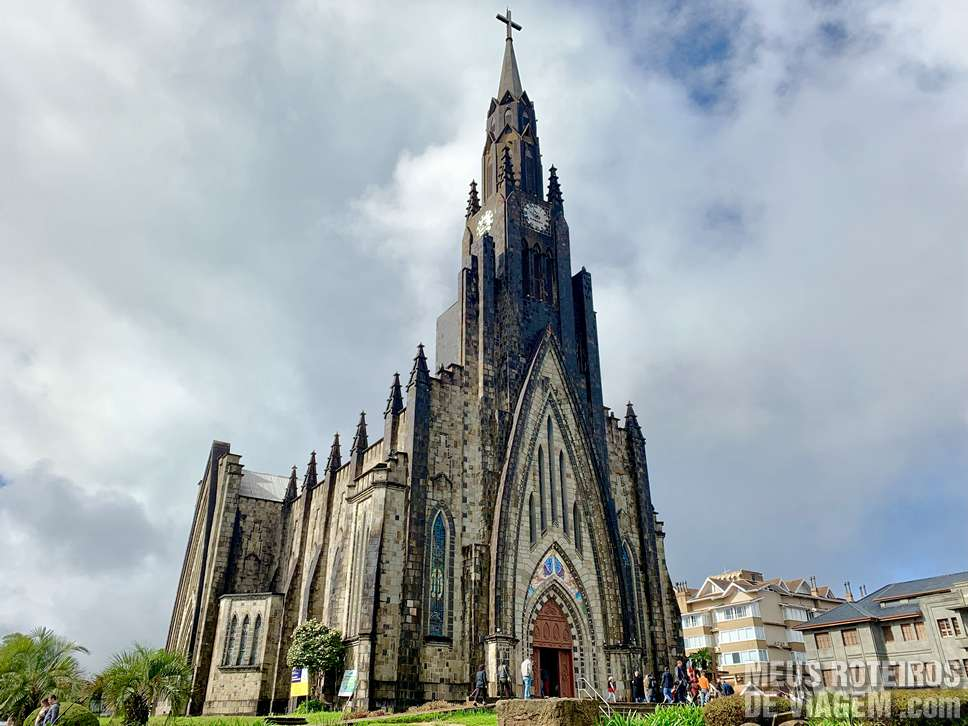 Catedral de Pedra de Canela