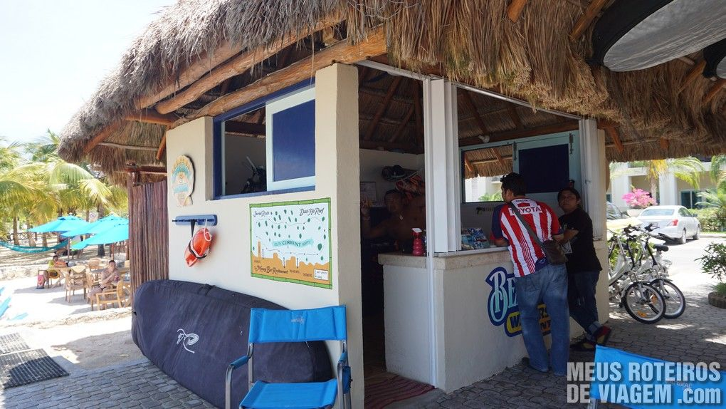 The Money Bar - Cozumel, México