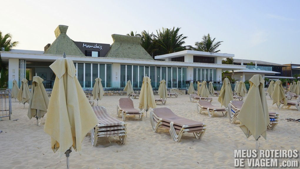 Mamita's Beach Club - Playa del Carmen, México