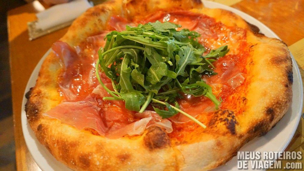 Pizzeria Mozza - Cingapura