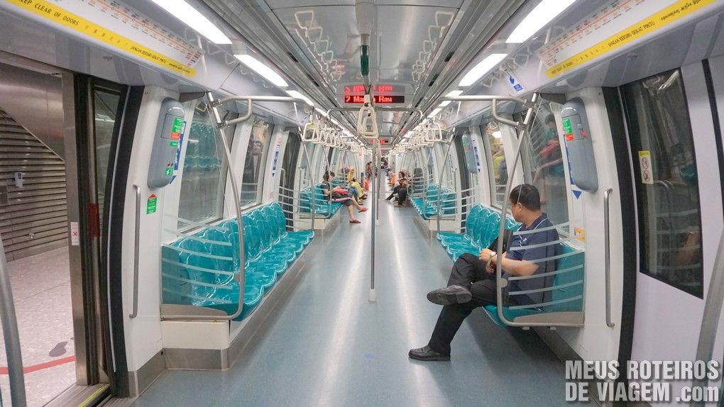 Metrô de Cingapura