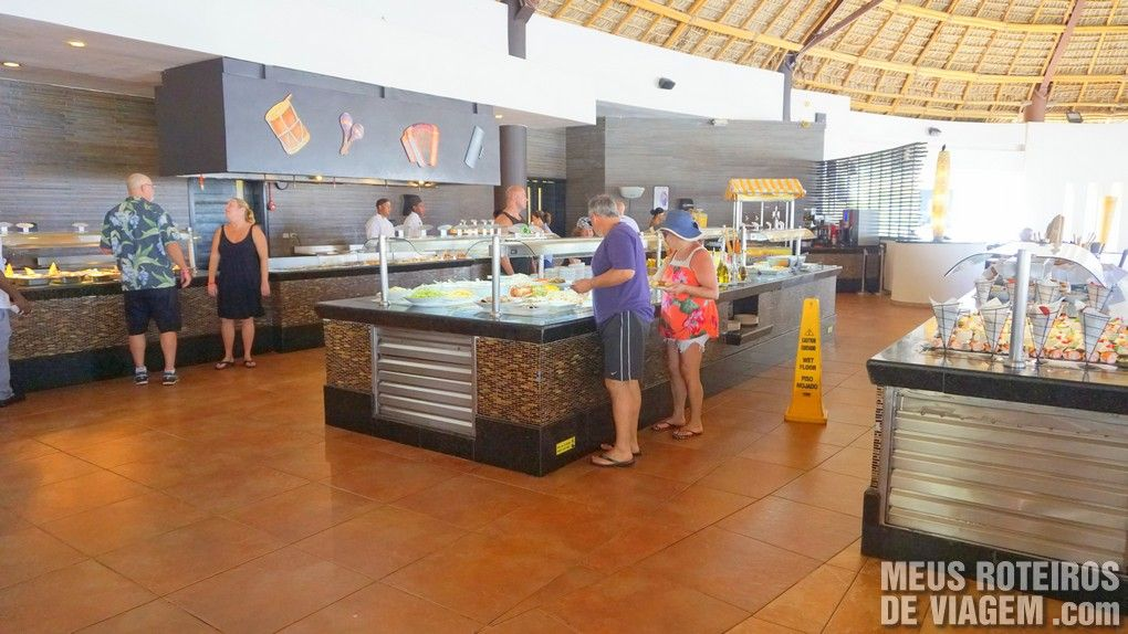 Restaurante La Isla - Hard Rock Hotel & Casino Punta Cana All Inclusive