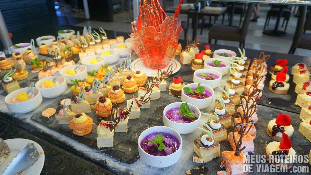 Market Café e Restaurante - Hard Rock Hotel & Casino Punta Cana All Inclusive