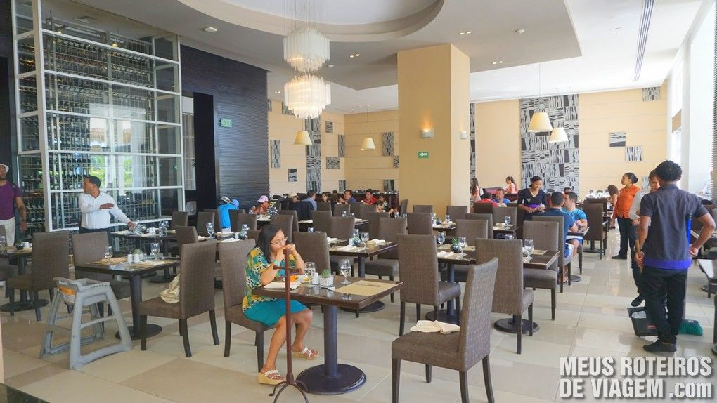 Market Café e Restaurante - Hard Rock Hotel & Casino Punta Cana All Inclusive