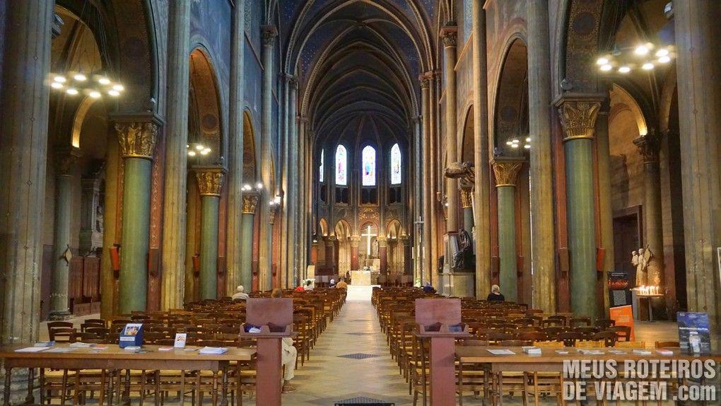 Igreja de Saint-Germain-de-Prés - Paris
