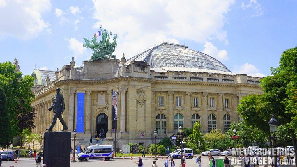 Grand Palais - Paris, França