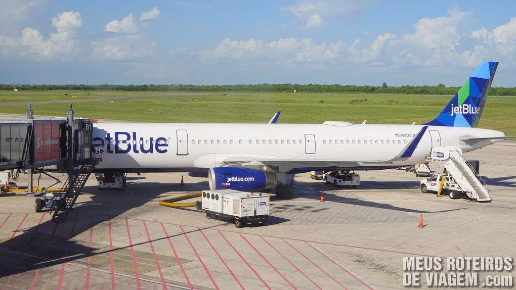Aeroporto de Santo Domingo - República Dominicana