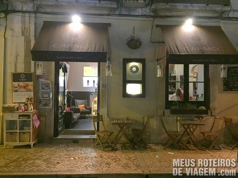 Carmo Restaurante e Bar - Lisboa, Portugal