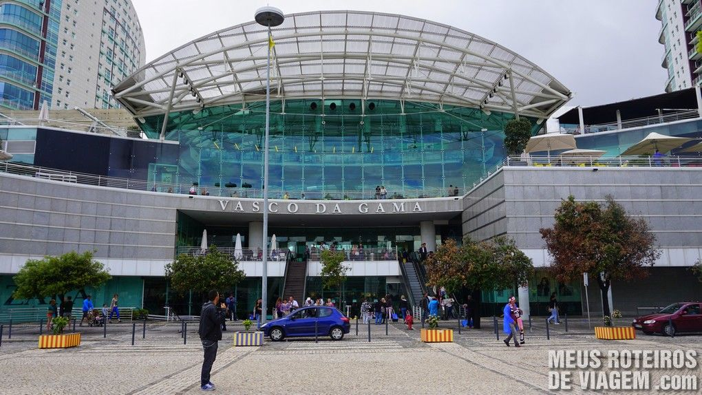 Shopping Vasco da Gama - Lisboa, Portugal