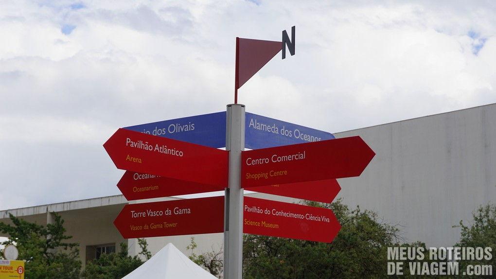 Parque das Nações - Lisboa