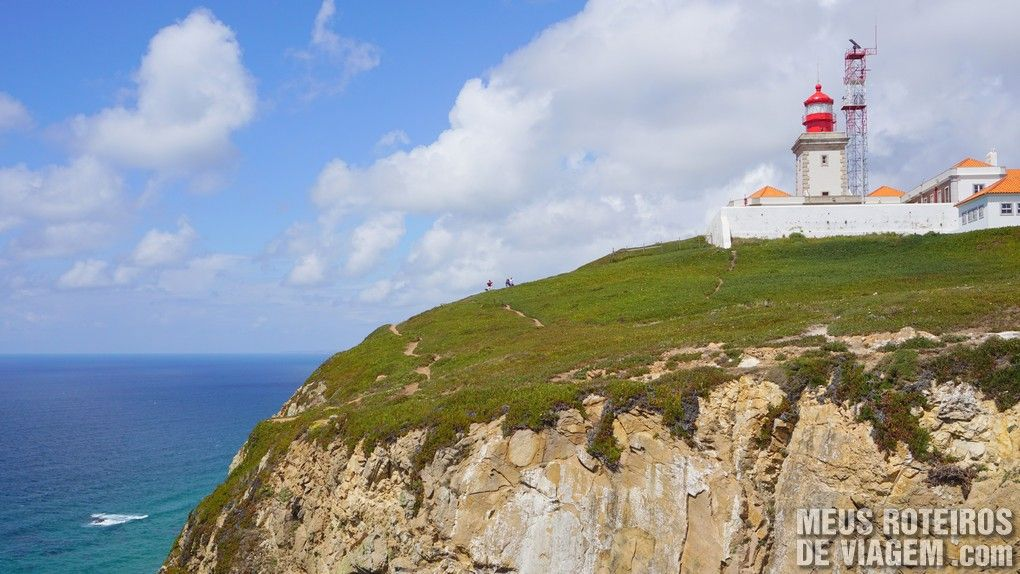 Cabo da Roca - Portugal
