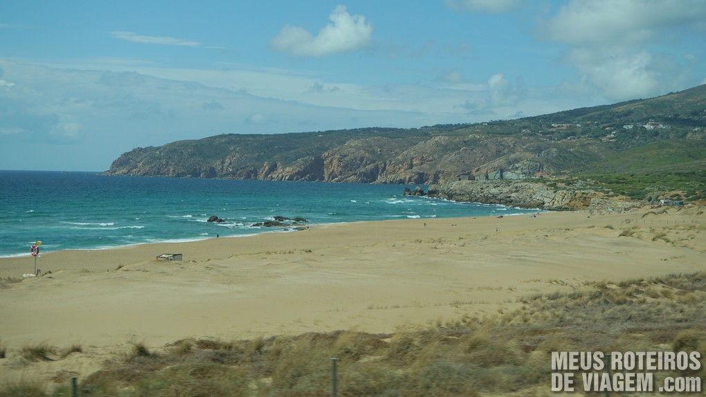 Praia do Guincho - Cascais, Portugal