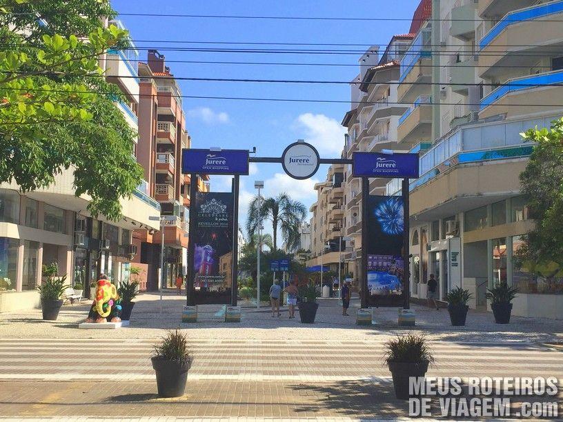 Jurerê Open Shopping - Florianópolis
