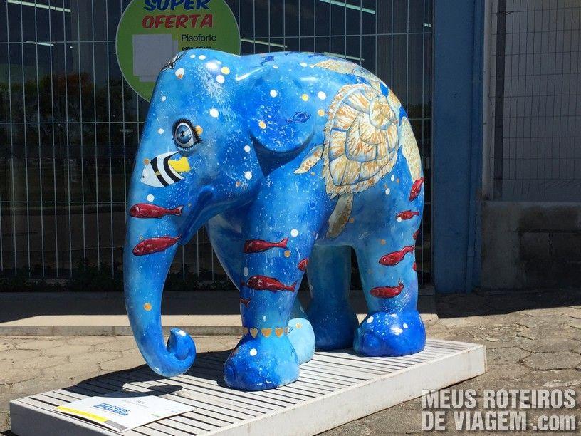 """Elefante """"Tatá"""", por Carolina Saindenberg"""