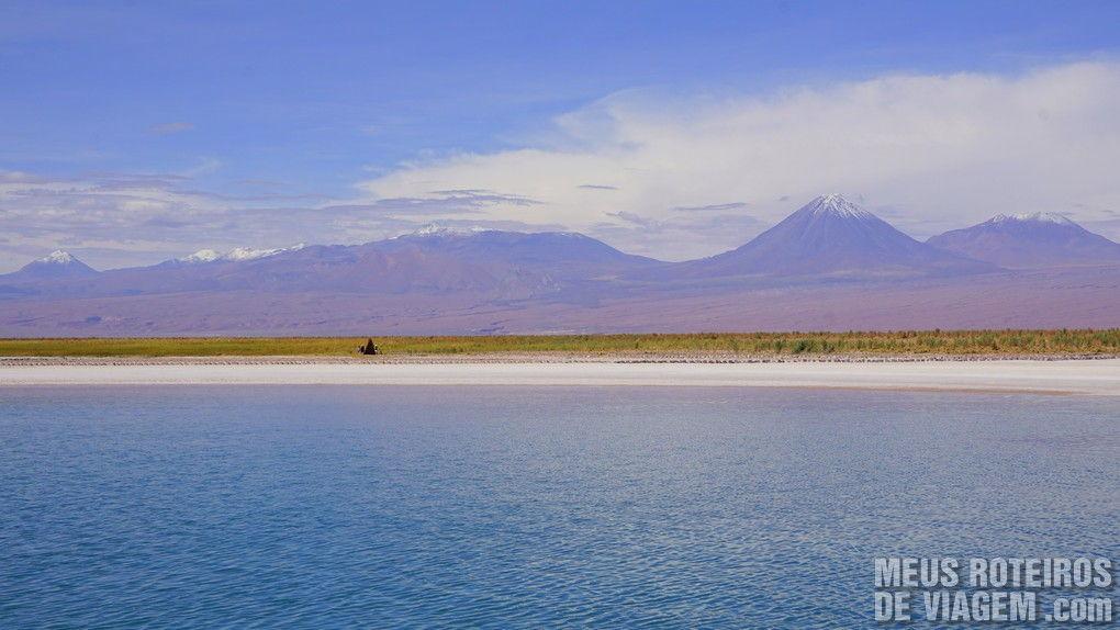 Laguna Cejar - San Pedro de Atacama, Chile