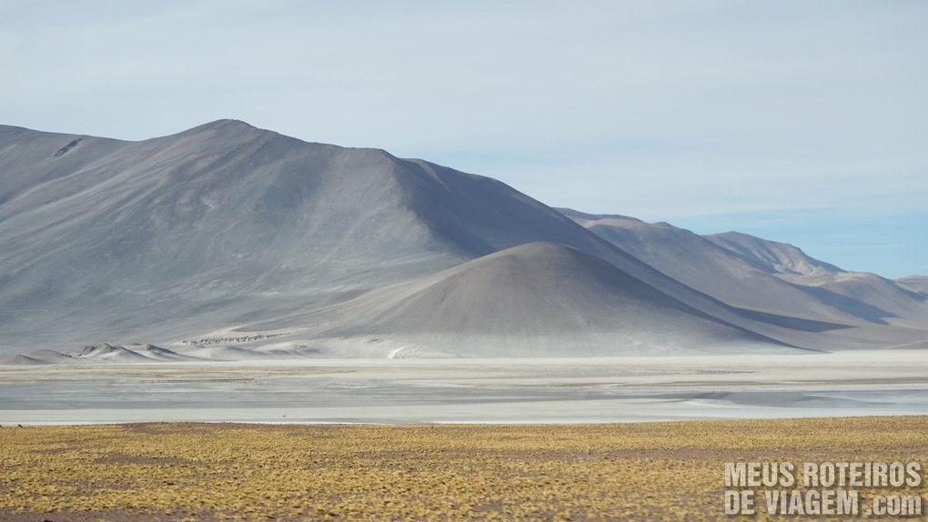 Lagunas Altiplânicas - Deserto do Atacama, Chile