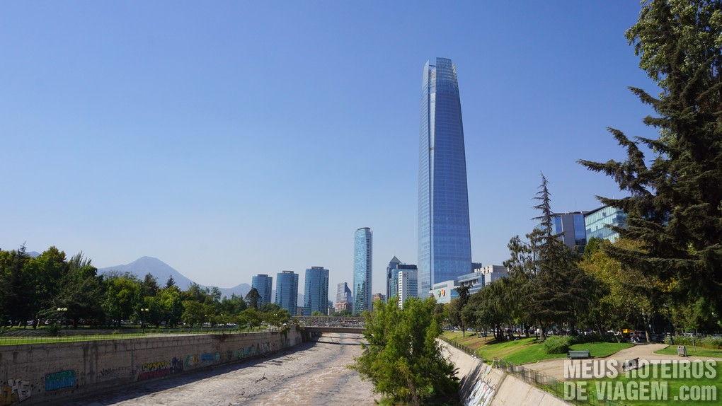 La Gran Torre Santiago - Chile