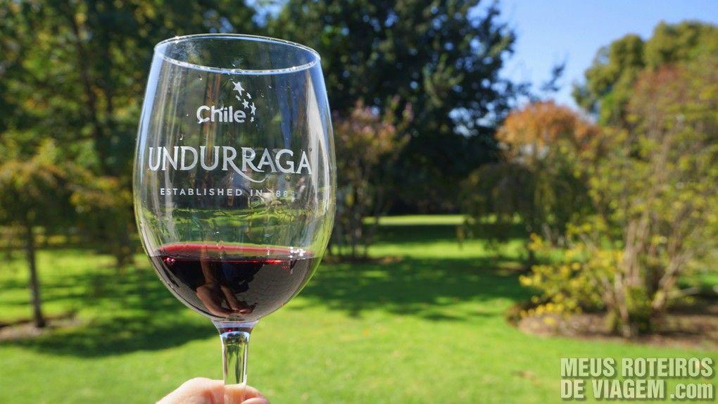 Vinícola Undurraga - Santiago, Chile