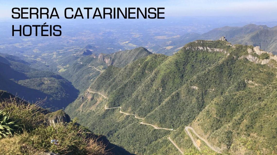 Hotéis na Serra Catarinense