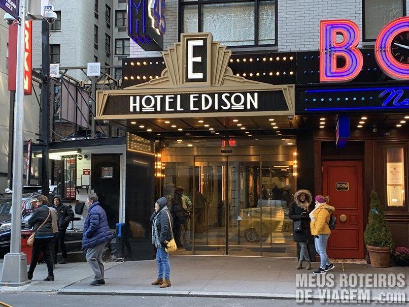 Hotel Edison Times Square - Nova York