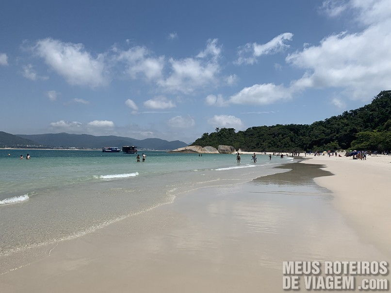 Ilha do Campeche - Floripa