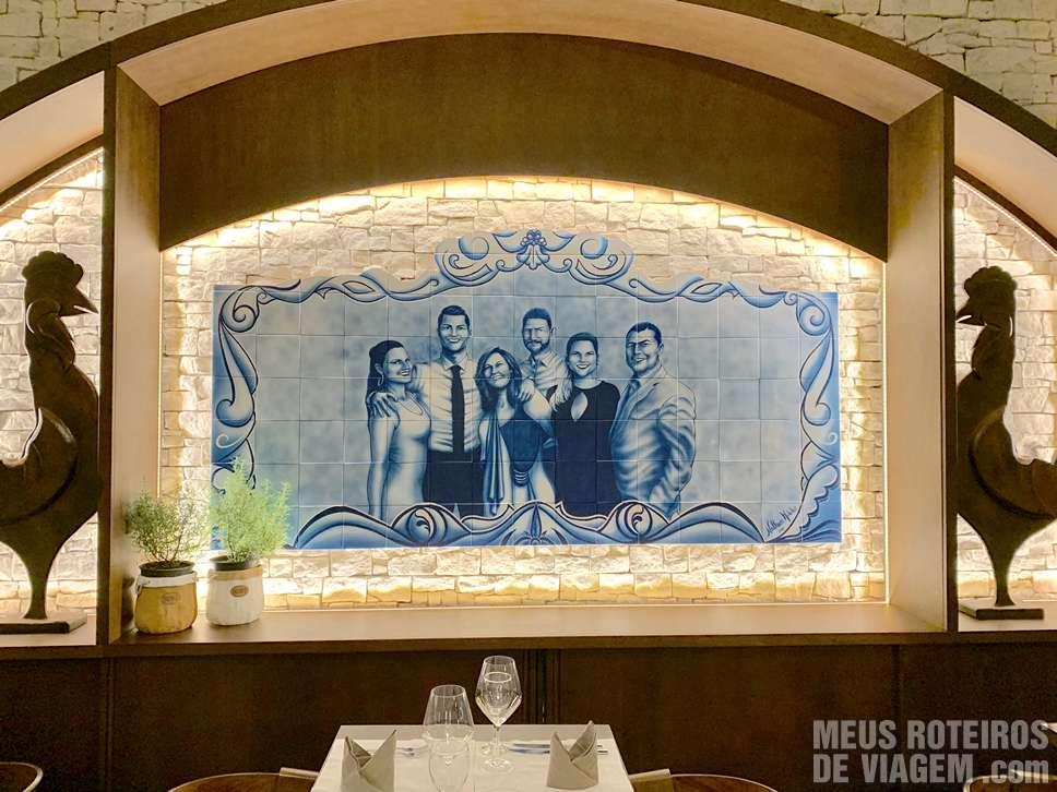 Casa Aveiro restaurante da famlia de Cristiano Ronaldo