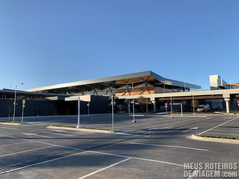 Novo Aeroporto de Florianópolis - Floripa Airport