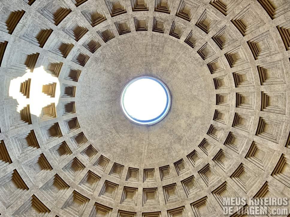 Cúpula do Panteão - Roma