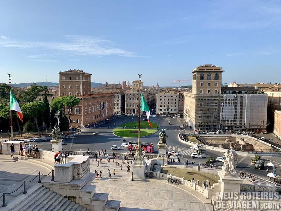 Piazza Venezia - Roma