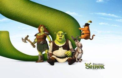 Tema Shrek para Sempre