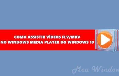 MKV no Windows Media Player