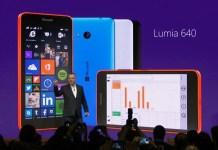 Microsoft lança Lumia 640 e Lumia 640 XL