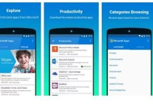 Microsoft Apps para Android